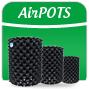 Pots AirPots pour la culture en intérieur