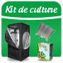 Kits pour la culture en intérieur et hydroponique